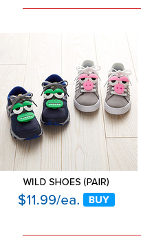Wild Shoes