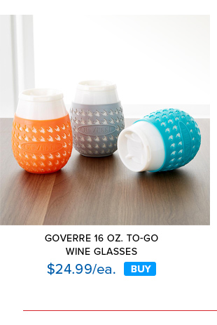 Goverre 16 oz. To-Go Wine Glasses